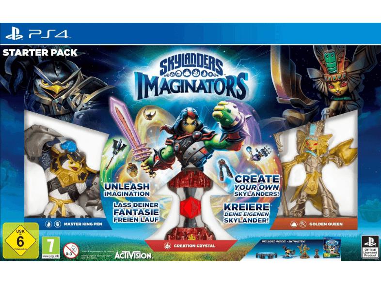 [PS4] SKYLANDERS Skylanders Imaginators - Starter Pack
