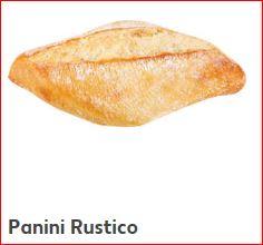[Kaufland]  Panini Rustico Brötchen, statt 29 Cent für 19 Cent.