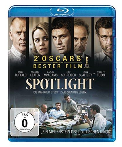 Spotlight [Blu-ray]  @ Amazon