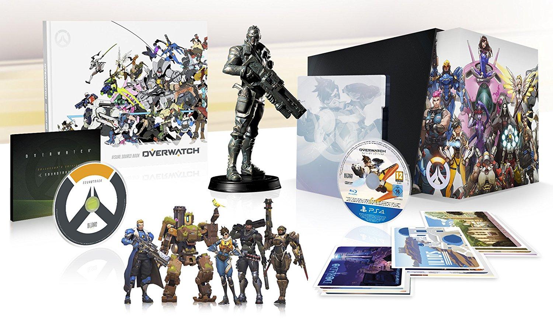 Overwatch - Collector's Edition - [PlayStation 4] für 96,87inkl. Versand statt 119,90€