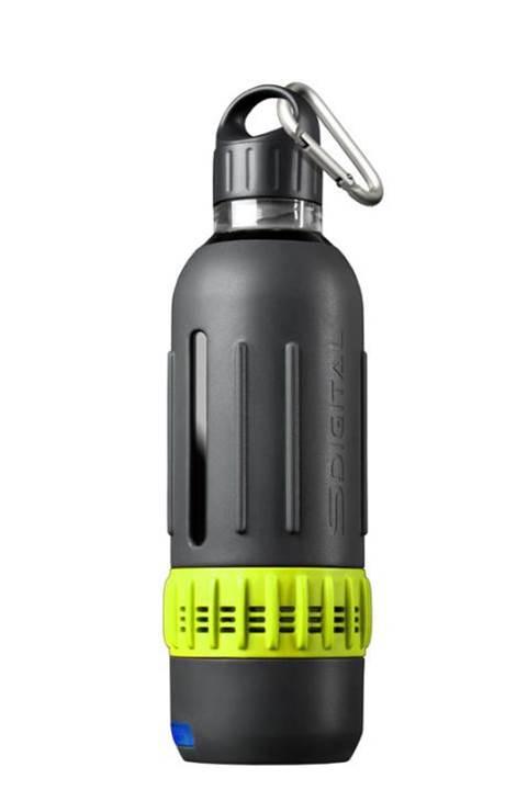 smarte Bluetooth Trinkflasche zu ca 17.- statt UVP: 79,99€