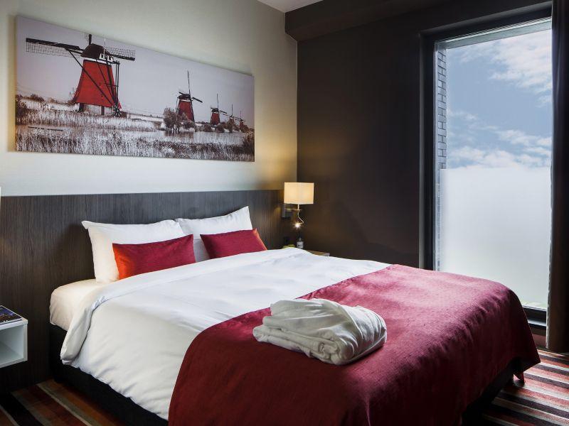 Mega Hotel-Schnapper für Sommerwochenende an der holländischen Küste/ Den Haag