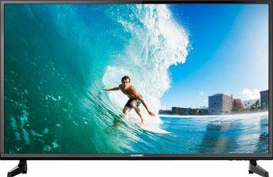 Blaupunkt B49M148T2CS Smart, LED Fernseher, 123 cm (49 Zoll), 1080p (Full HD), Smart-TV