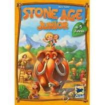 Brettspiel stone age junior