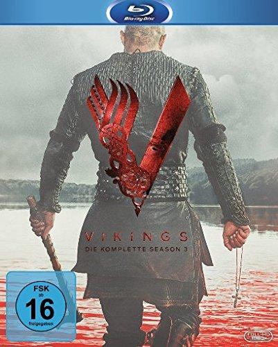 Vikings - Season 3 [Blu-ray]  @Amazon