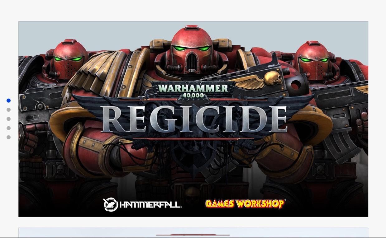 [ios] [android] Warhammer 40,000: Regicide