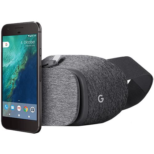 Google Daydream View VR kostenlos bei Kauf eines Google Pixel + Gratis Lenovo Tablet