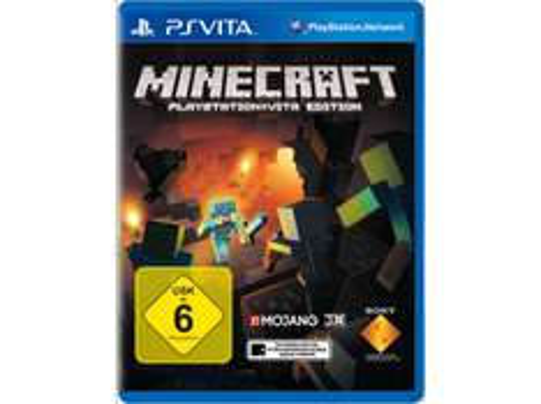 [Saturn.de] Minecraft (Playstation Vita) ab 6,66€