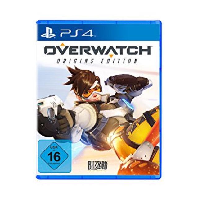 Overwatch - Origins Edition (PS4) für 23,99€ (Amazon)