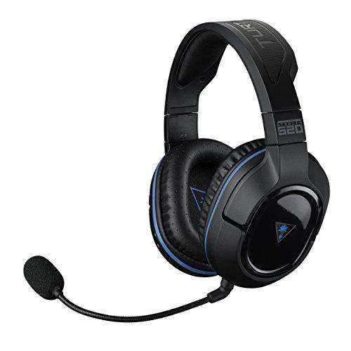 Turtle Beach Stealth 520 Wireless Wireless DTS 7.1 Surround Sound Gaming Headset