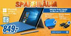 MICROSOFT Surface Pro 4 (Core i5/ 4GB/ 128GB) + Surface Pen + Type Cover + Wireless Display Adapter, expert