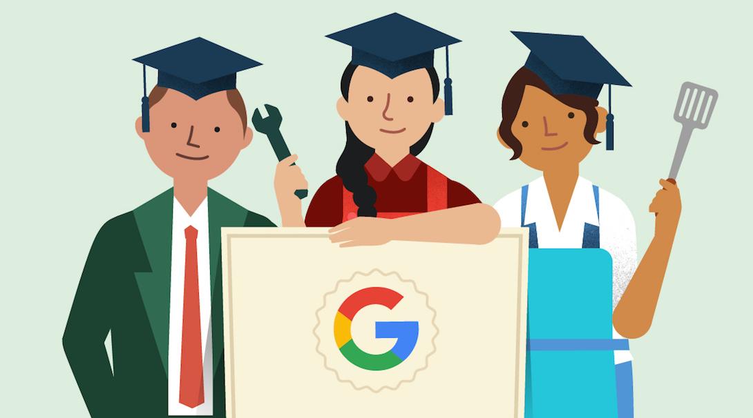 Sichere dir dein Google-Zertifikat über Social Media und Online-Marketing