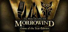 The Elder Scrolls III Morrowind GOTY (PC) für 3,79€ (GOG)