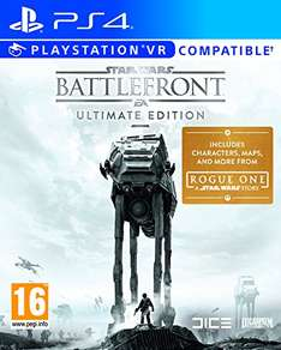 Star Wars: Battlefront Ultimate Edition (PS4) für 23,35€ (Amazon.it)