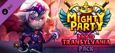 [STEAM] Mighty Party: Back to Transylvania Pack (DLC) @Game Giveaway of the Day