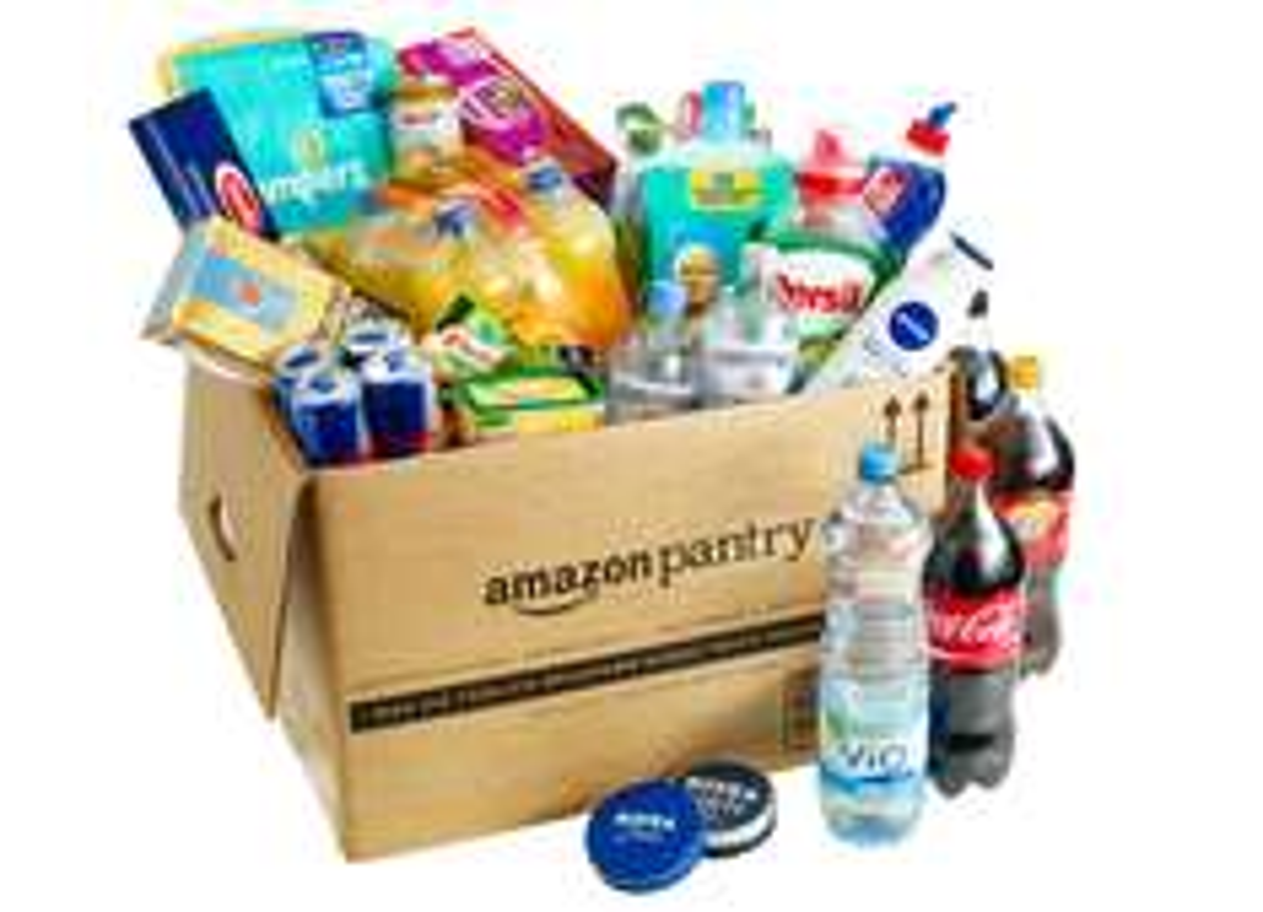 10€ Sofort-Rabatt auf P&G Produkte ab 25€ bei Amazon Pantry (Prime)