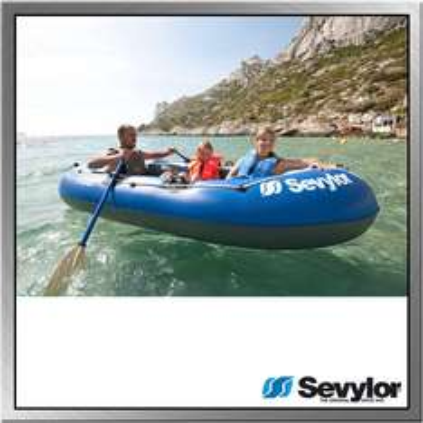 Sevylor Caravelle KK85 - Schlauchboot für 3 Personen - EBAY - PayPal - 48€