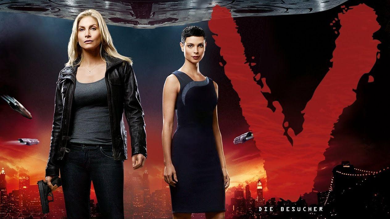 V - Die Besucher  Staffel 2