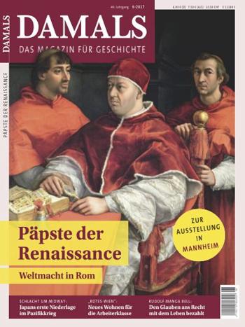 """Dortmund - aktuelle Print-Ausgabe 06/2017 der Zeitschrift """"DAMALS"""" kostenlos"""