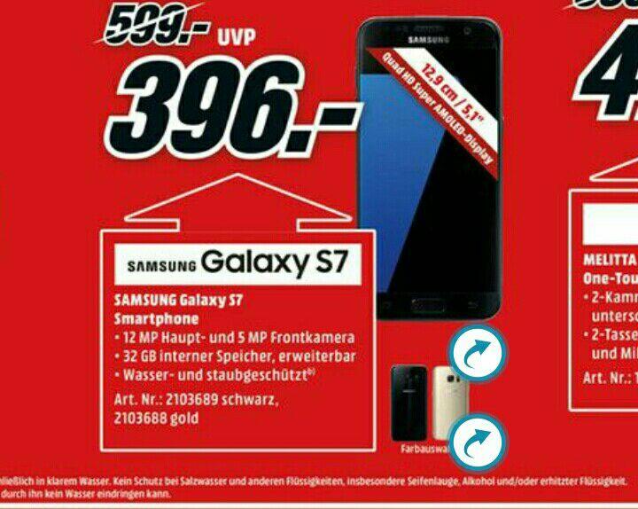 Media Markt Samsung Galaxy S7 - Bundesweit