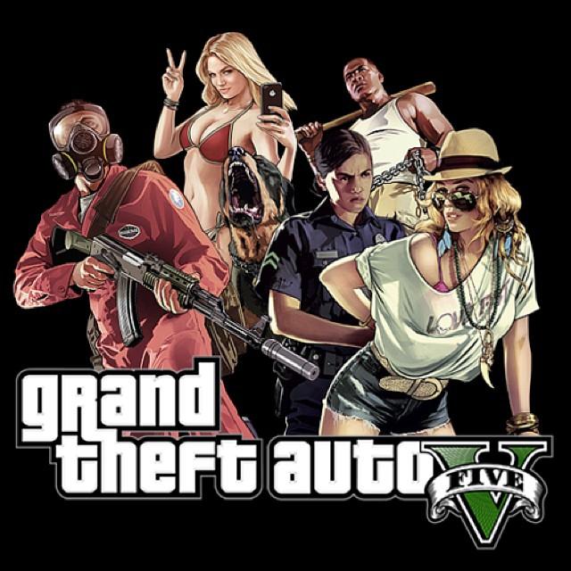 Grand Theft Auto V [PC] @Saturn