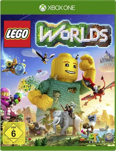 LEGO Worlds (PS4 & Xbox One) für je 19,99€ (Saturn + Amazon Prime)