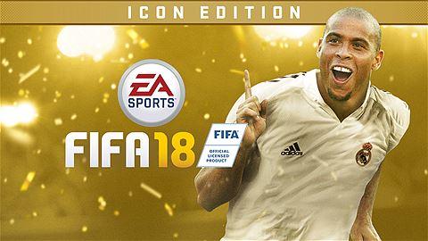 FIFA 18 Icon Edition Vorbestellung - für FIFA 17 Besitzer