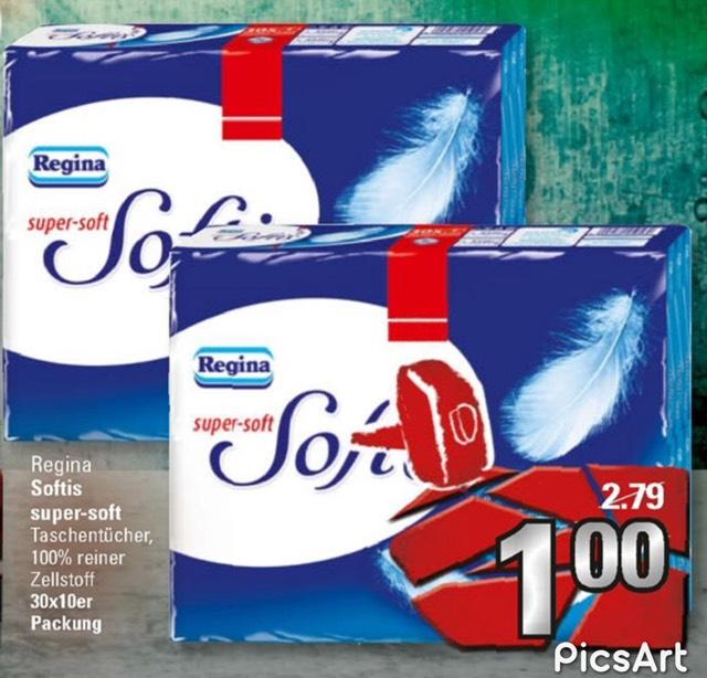 Regina Softis 30x10 Stück bei Marktkauf In Hannover (regional)