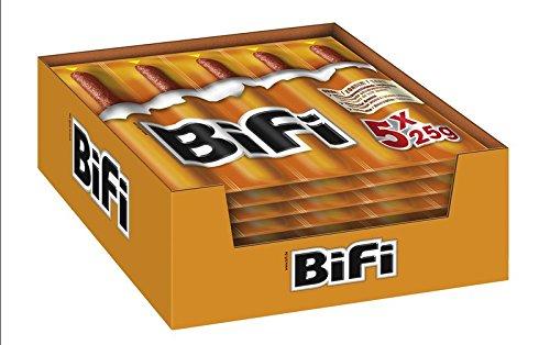 Amazon Sparabo: 100 BiFi im Original 5er Multipack (20 x 5 x 25 g)