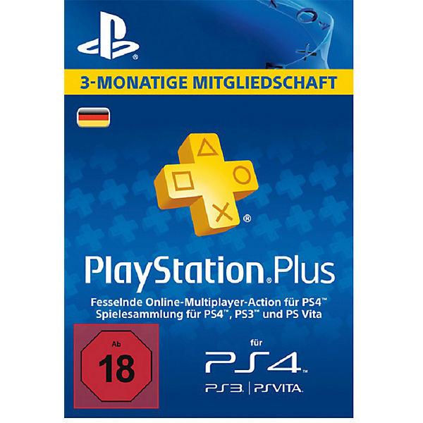 PlayStation Plus Card 12 Monate (für deutsche SEN-Konten) für 34,99€ Versandkostenfrei**Update..Nur noch direkt bei Sony