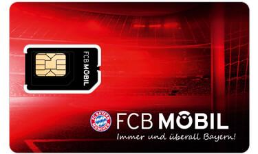 kostenlose FCB Mobil Prepaid SIM-Karte i.W.v. 9,95€ (inkl. 1GB LTE & Telefon- und SMS-Flat ins Telekom Mobilfunknetz in Deutschland & der EU)   + Sammelalbum + zwei Aufladekarten i.W.v. 2 x 5,-€ für Telekom-Kunden
