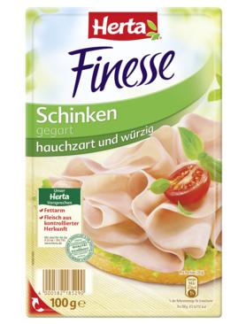 Herta Finesse (100 gramm/ Schinken/ Hähnchenbrust) @Lidl (-0,50€ Scondoo)