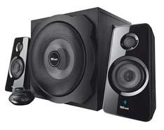 Trust Tytan 2.1 Bluetooth Lautsprechersystem inkl. Subwoofer, 120 Watt (Amazon)