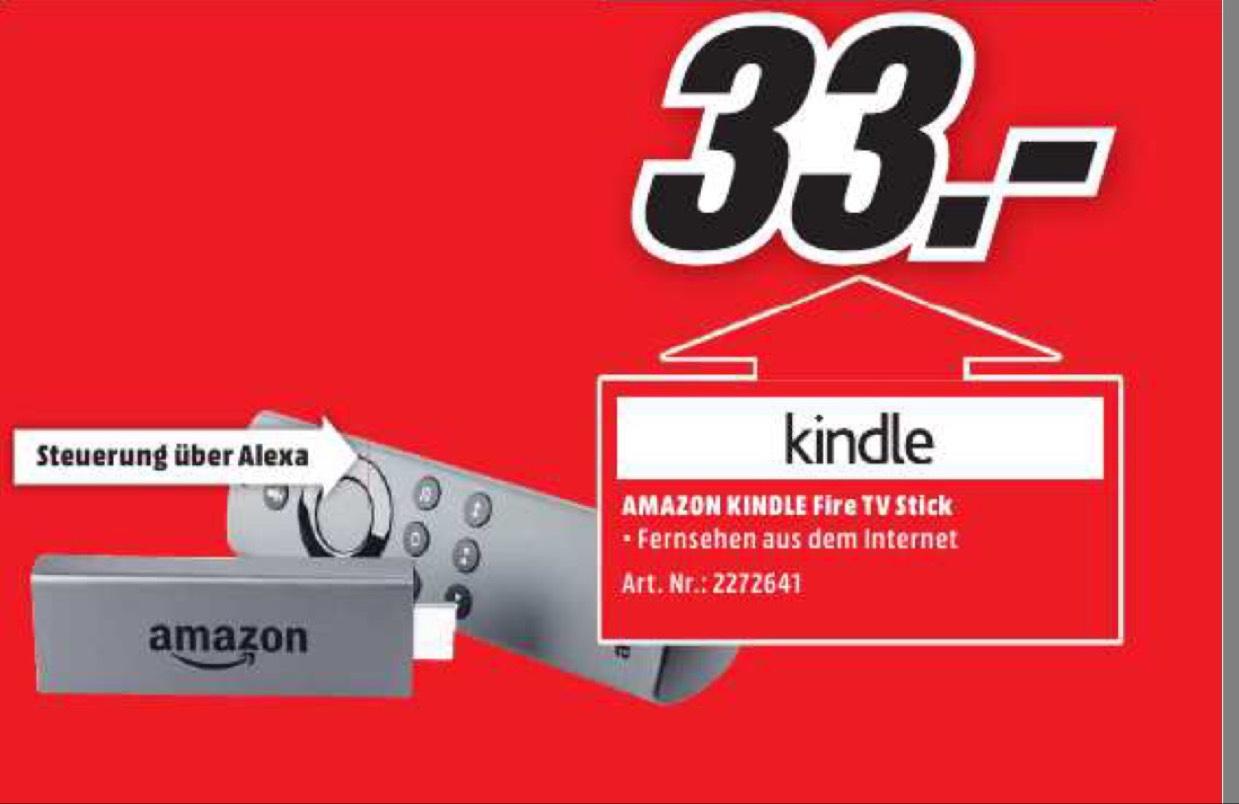 Fire TV Stick 2 (Alexa) @Mediamarkt Bischofsheim