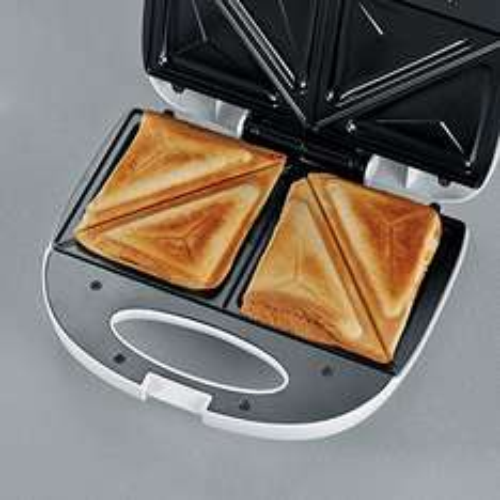 Severin SA 2971 Sandwich-Toaster, weiß [Amazon.de Prime]