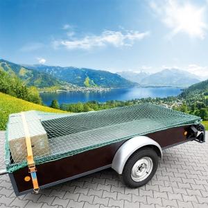 [Norma] Anhängerzubehör, z.B. Anhänger-Netz 350cm x 180 cm für 9,90 Euro