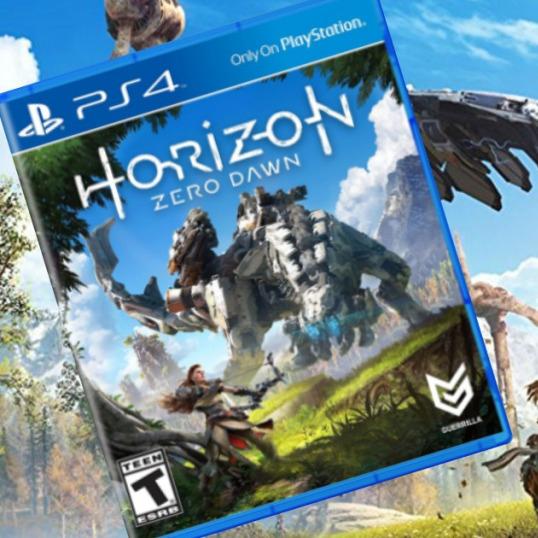Horizon Zero Dawn für PS4