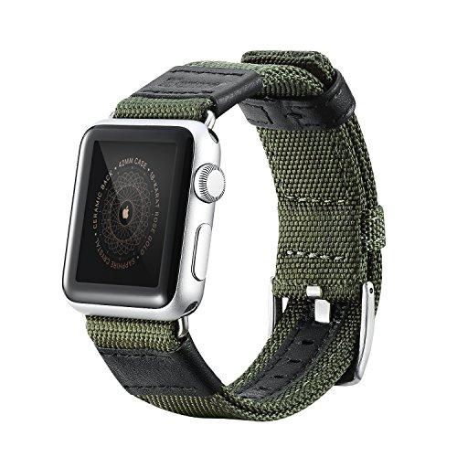 [Amazon.de] Zwei verschiedene Benuo 42 mm Apple Watch Armbänder mit bis zu ca. 73 % Rabatt