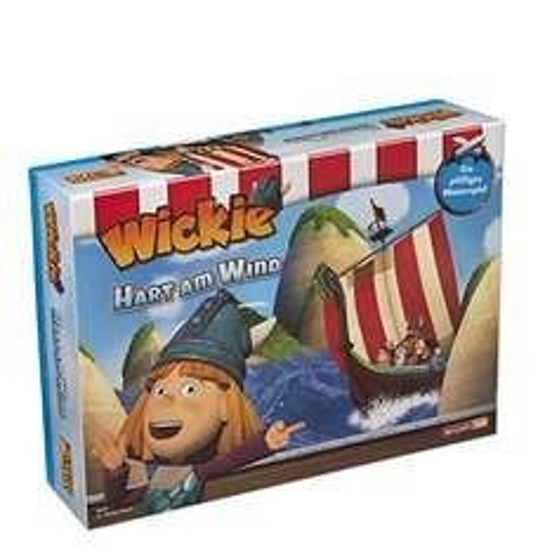 Brettspiel: Wickie - Hart am Wind für 4,01€ als [Amazon Plusprodukt]