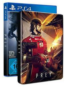 Prey - Day One Edition inkl. Steelbook, ps4, Amazon
