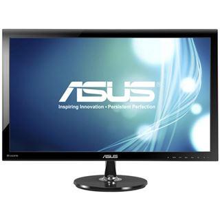 """27"""" TN Monitor (matt) Asus VS Serie VS278Q schwarz 1920x1080 2xHDMI 1.3 / 1xVGA / 1xDP / Reaktionszeit: 1ms (Mindfactory)"""