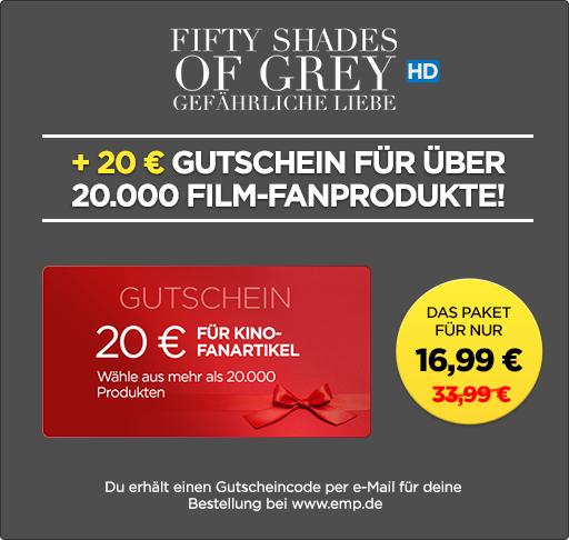 [Wuaki]  20,-€ Gutschein (ohne Mindesteinkaufswert) für EMP.de für 16,99€