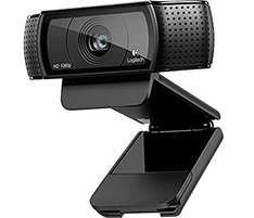 Logitech C920 HD Pro Webcam [Amazon.de] - 52€ statt 65€