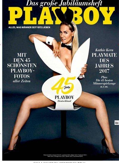 Playboy Jubiläumsangebot: Jahresabo (13 Ausgaben) mit 45€ Verrechnungsscheck