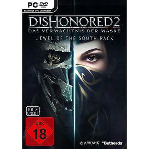 Dishonored 2: Das Vermächtnis der Maske [PC] 19,99€ bei MM bzw. 15€ bei Abholung