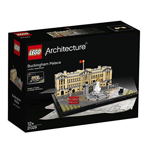 Lego Set Buckingham Palace 21029 Architecture