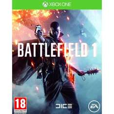 Battlefield 1 (Xbox One AT-PEGI) für 27,80€ inkl. VSK (Couch Gamers AT)