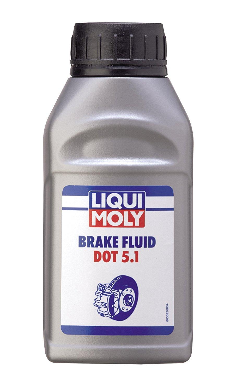 Amazon prime Liqui Moly 3092 Brake Fluid DOT 5.1, 250 ml
