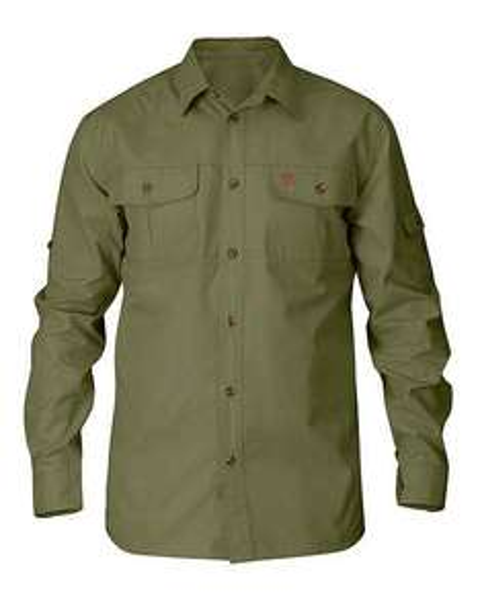 FJÄLLRÄVEN Hemd Singi (Größe L) Trekking Shirt