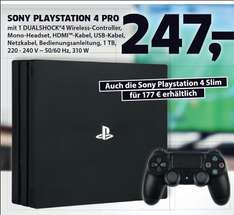 [LOKAL] PS 4 Slim für 177 Tacken bei Black in Helmstedt